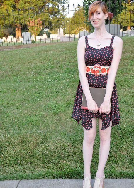 Bar III dress via Macy's