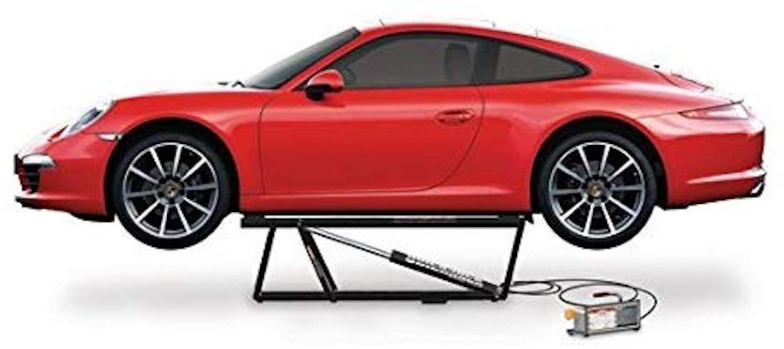 Top 10 Best Residential Garage Car Lifts in 2020 Reviews