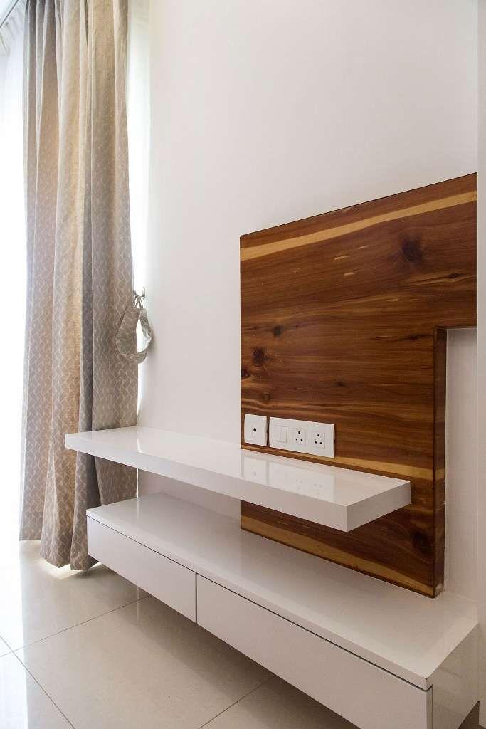 Living Room Wall Panel Design: Tv Unit Design For Living Room
