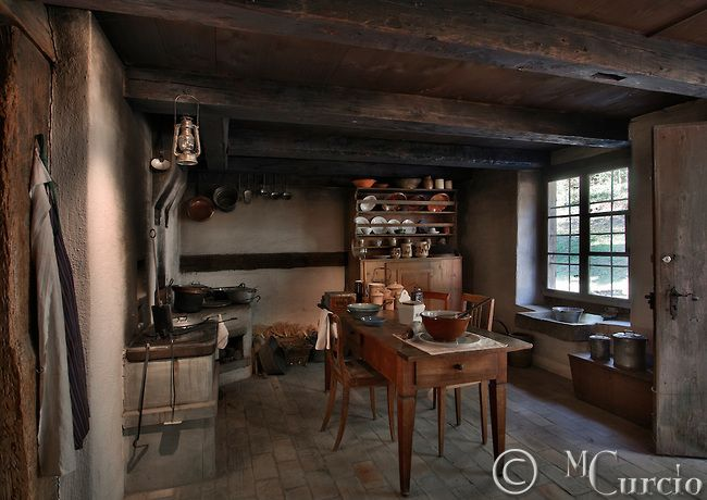 Farmhouse Cottage Interior Cottage Kitchen Interior Old Farmhouse Kitchen Farmhouse Interior