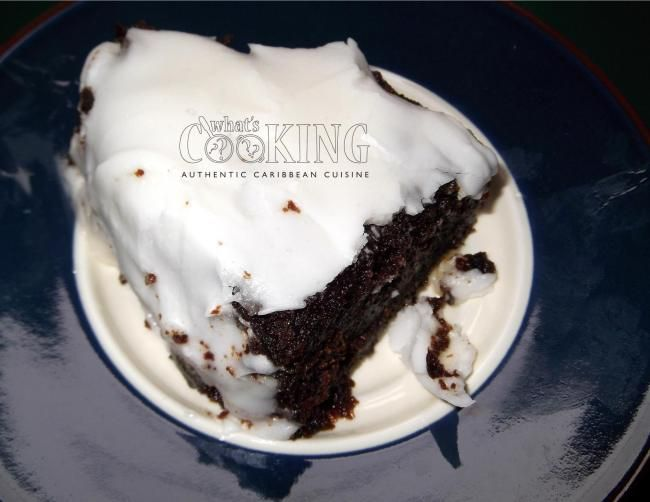 Recipe For Jamaican Rum Cake Icing