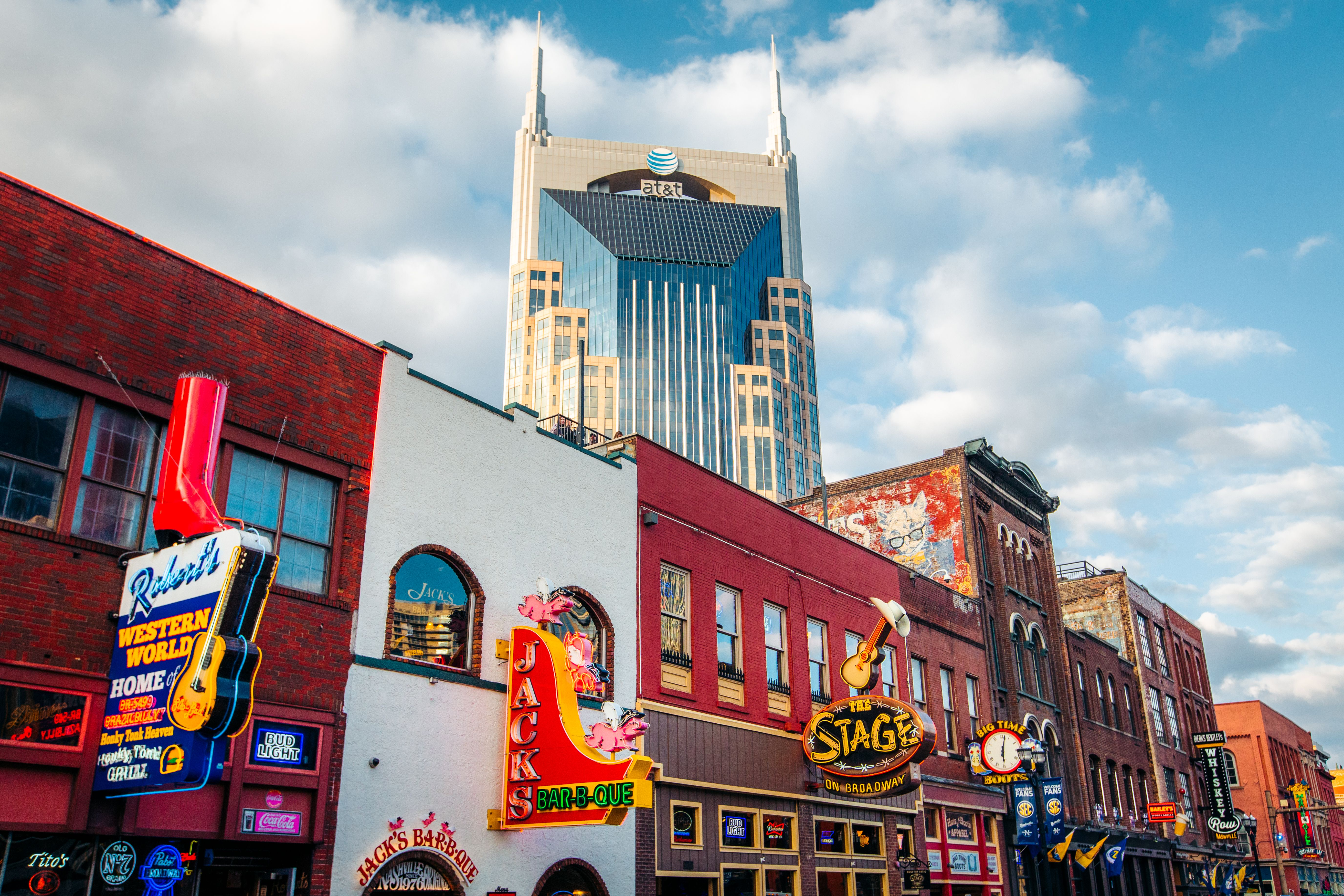 Make a trip to Nashville your New Year's resolution. We