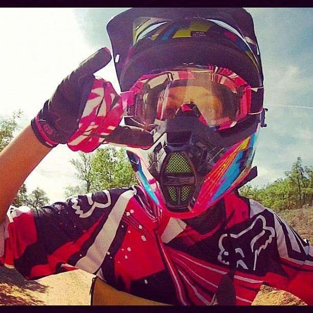 I Motocross  Life Is Short So Grip It And Rip It -1168