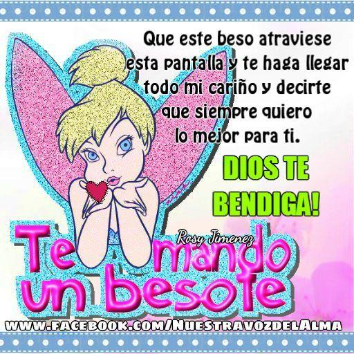 DIOS TE BENDIGA, SALUDOS!! | mensajes varios | Pinterest