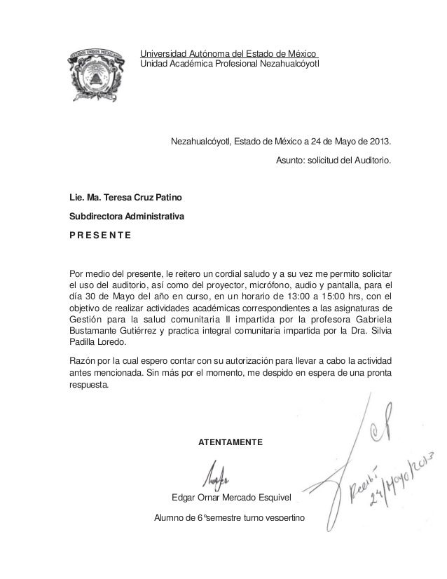 Universidad Autónoma del Estado de MéxicoUnidad Académica ...