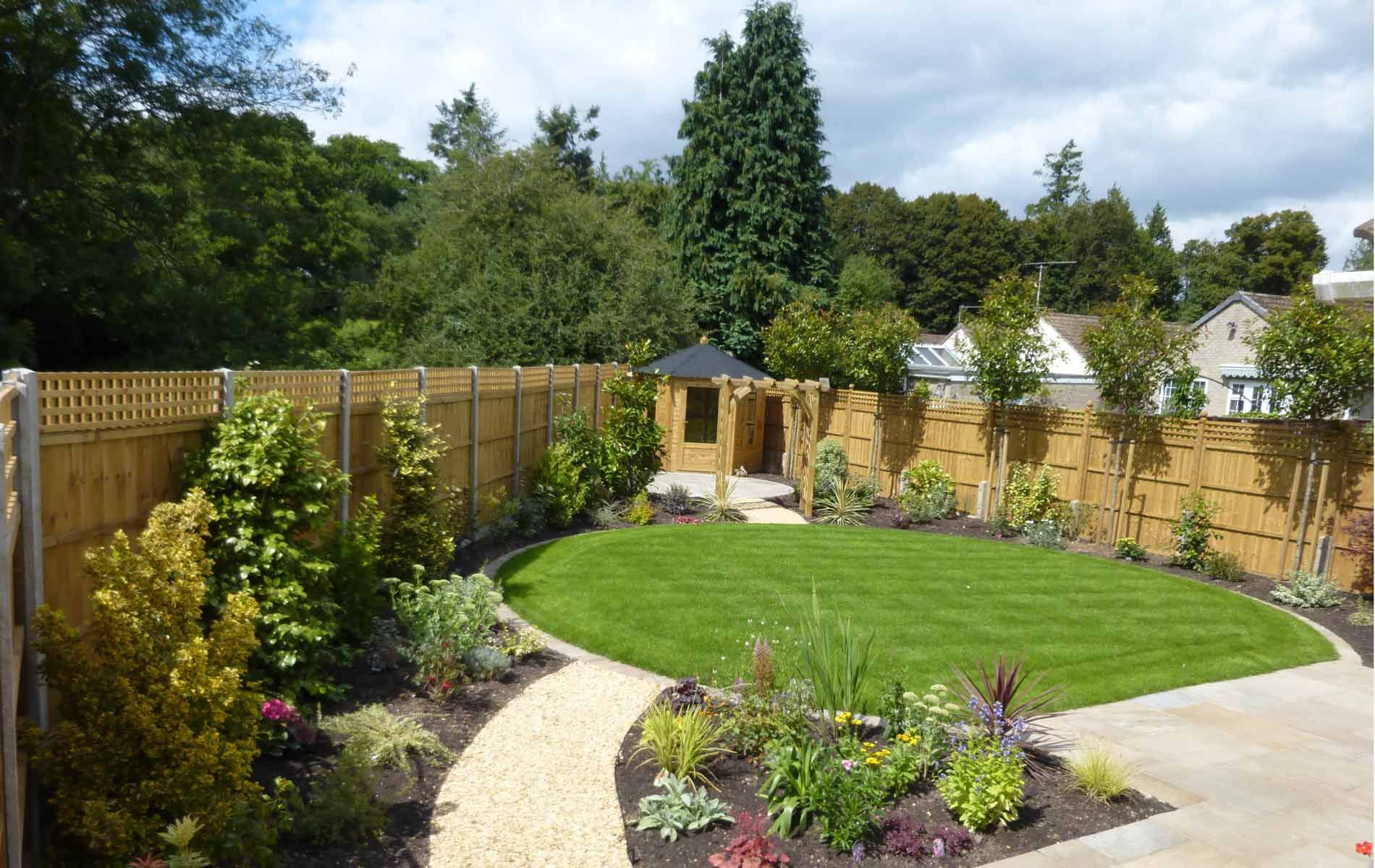 Urban Gardens designed and landscaped by Hambrooks in ...