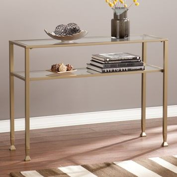 Gl Transitional Sofa Table