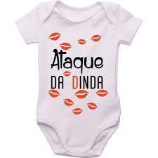 Resultado De Imagem Para Body Da Dinda Com Imagens Body Personalizado Artigos Para Bebe Body