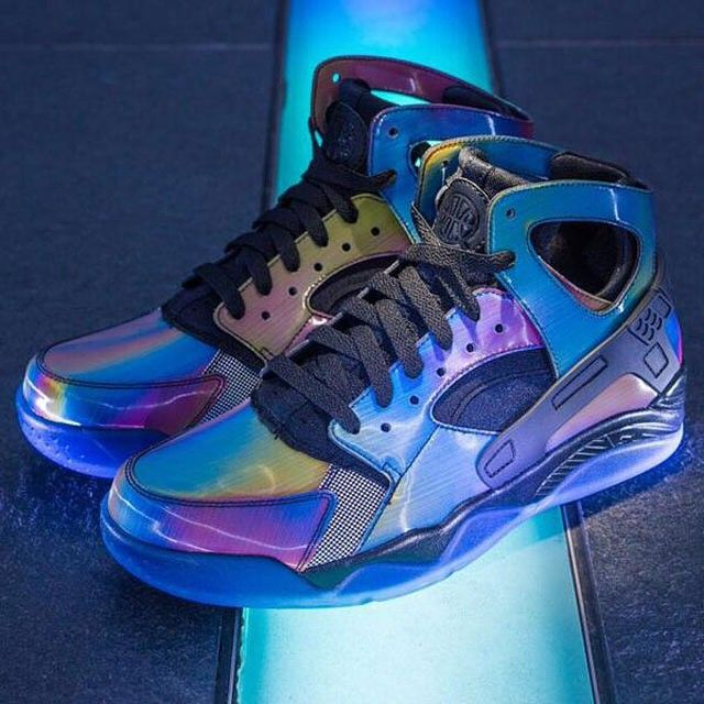 Nike unveiled its first ever Quai 54 releases this weekend, but there's a  lot more