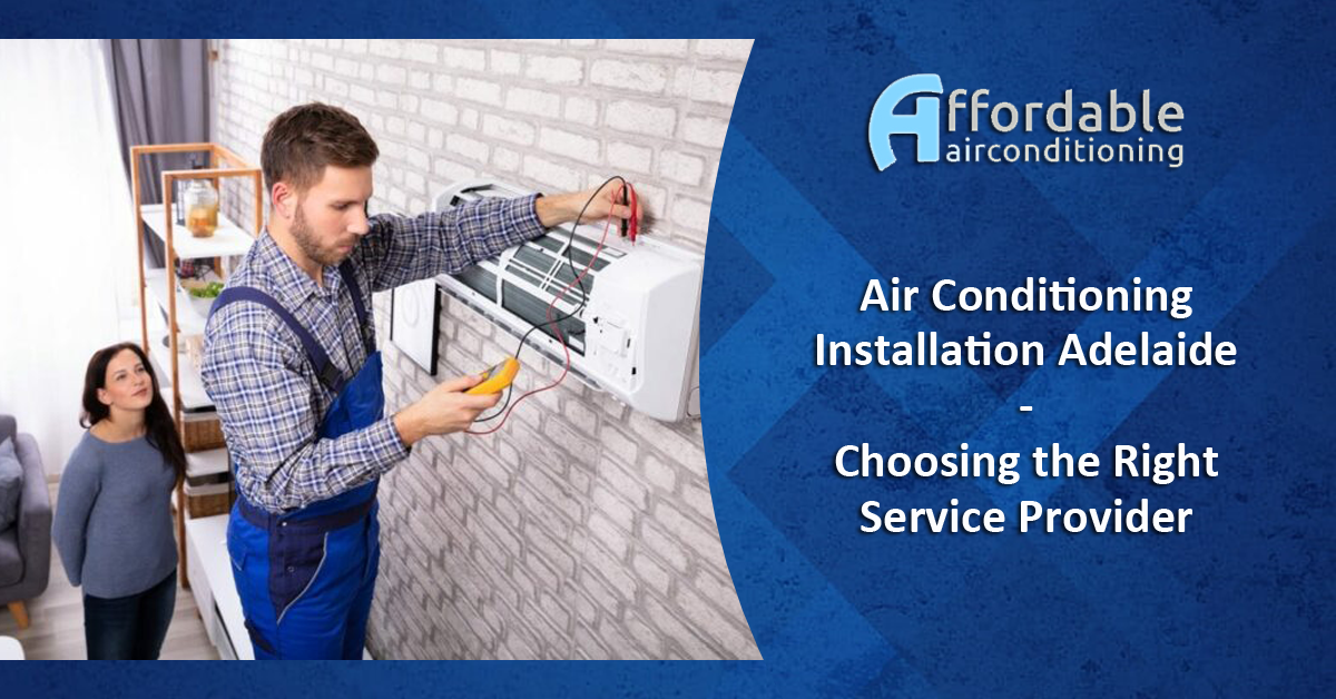 Air Conditioning Installation Adelaide (With images) Air