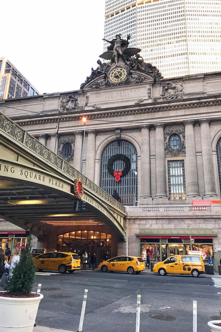 The Ultimate New York City Holiday Guide New York City Christmas