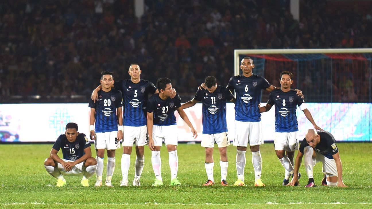 JDT must believe in themselves in ACL playoff against