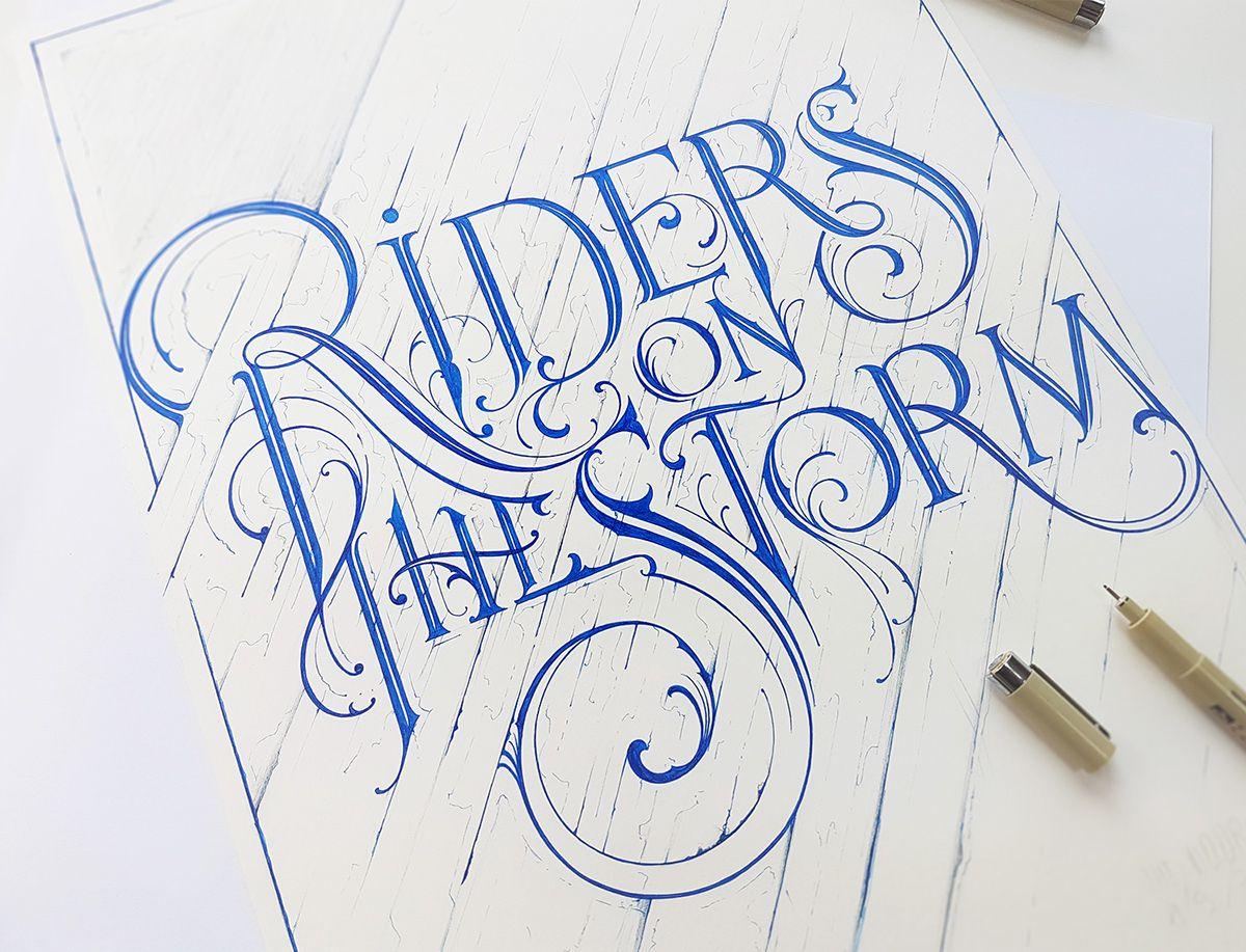 Hand Lettering Overdose | Abduzeedo Design Inspiration