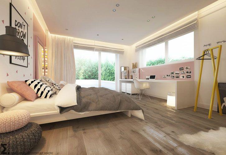 Dormitorios para j venes y adolescentes habitacio nenes - Decoracion habitacion individual ...