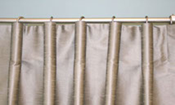 Cartridge Pleat Austin Curtains The Great Curtain Company