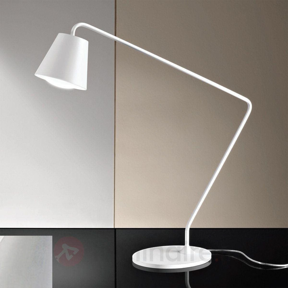 Lampe A Poser Led Conus 6043142x Lampe De Bureau Lampe De Table Moderne Lampes De Table