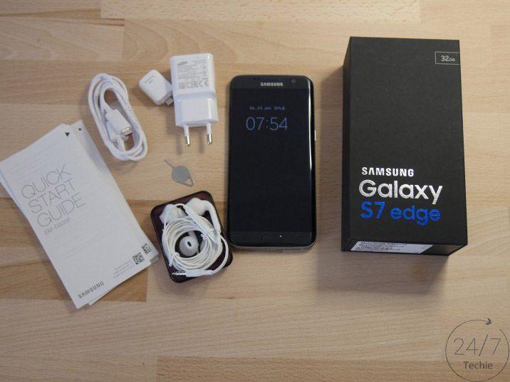 New Replica/Clone Unlocked Sealed 1:1 Samsung Galaxy S7 Edge Android