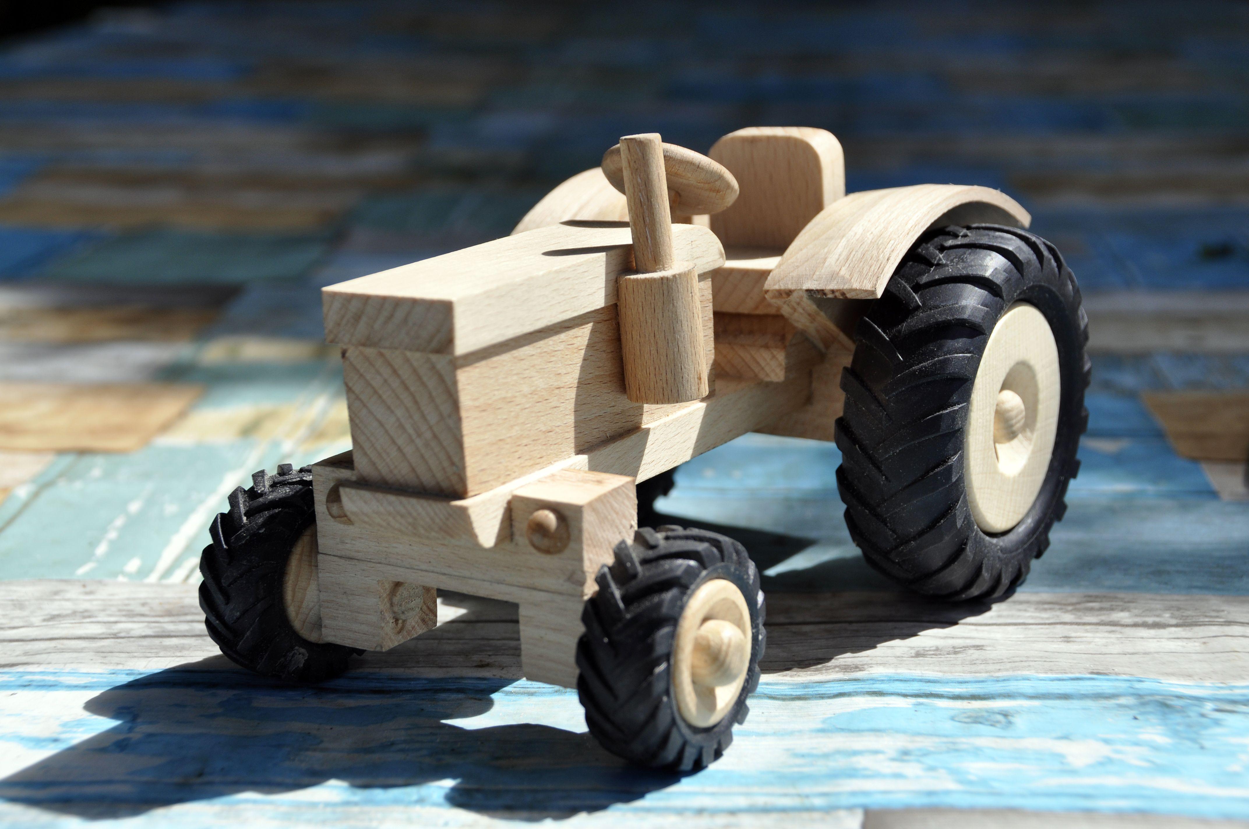 Quot Der Enkel Freut Sich Quot Nr 3 Traktor Bauanleitung