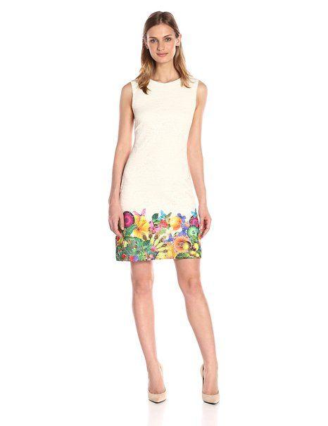 68254603fc7e Desigual, GUIDO - Vestido para mujer: Amazon.es: Ropa y accesorios ...