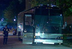 Lil Wayne's Tour Bus Gets SHOT Up In Atlanta!