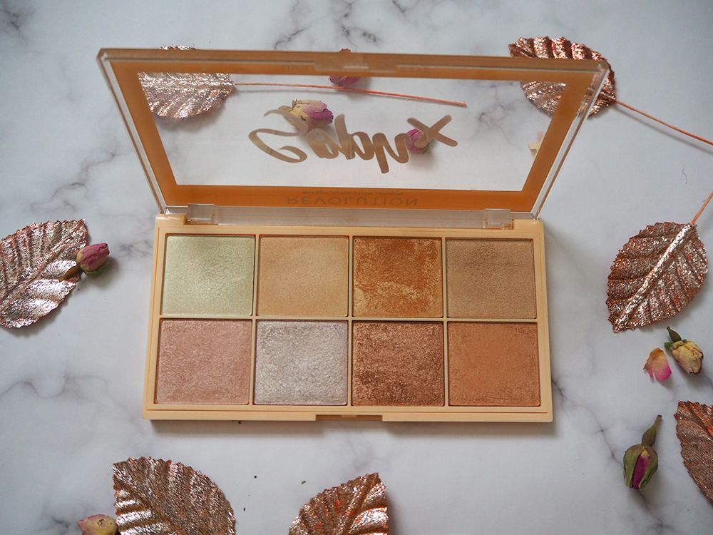Makeup Revolution x Soph collection review (With images