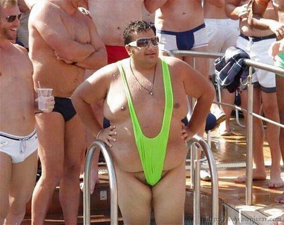 Borat fat guy