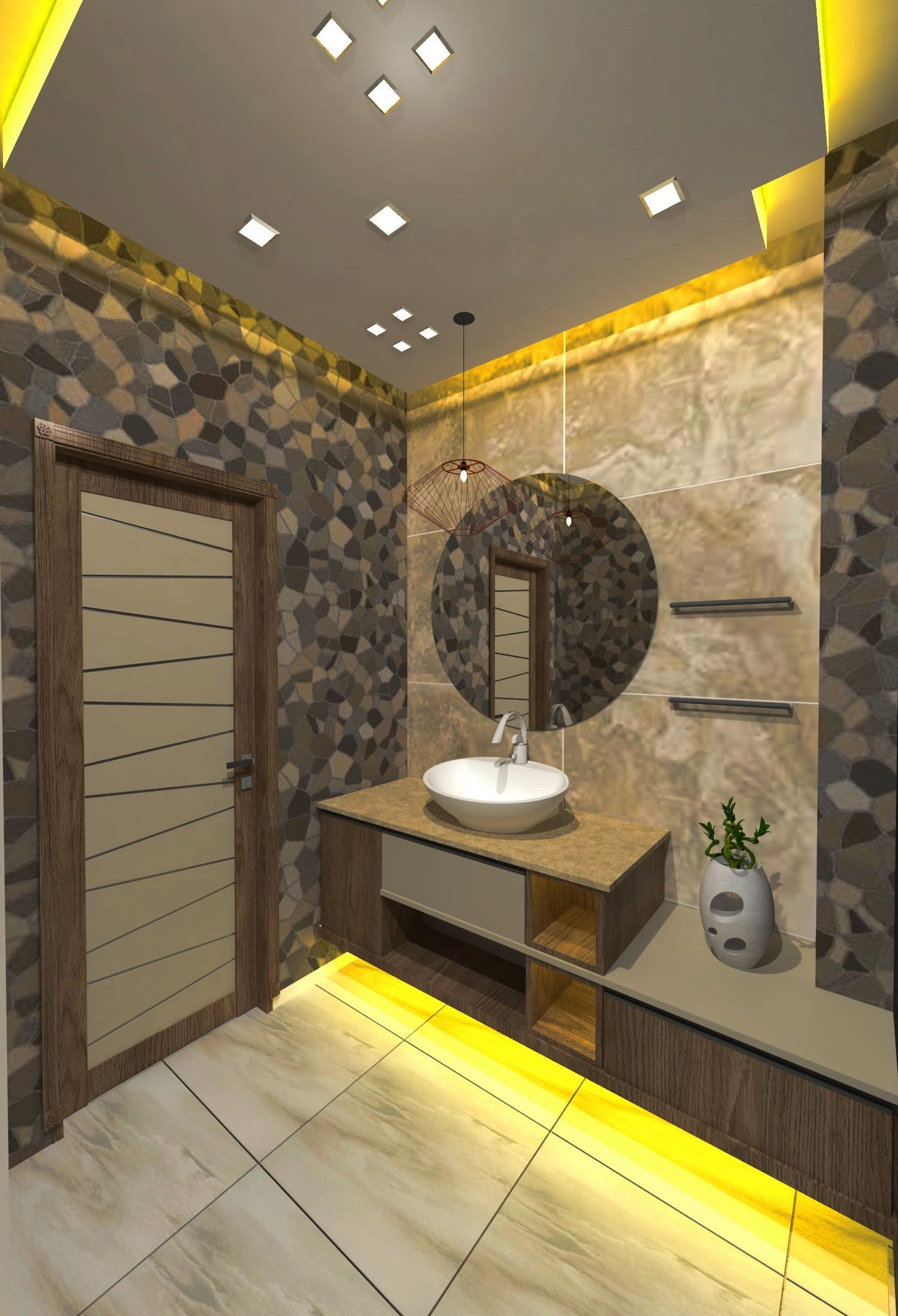 Washbasins Design Bathroom Design Bathroom Entrance Design Bathroom Door Design Door Bathroom Inspiration Decor Modern Bathroom Decor Spa Bathroom Decor