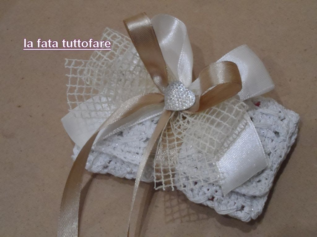 Tutorial  portaconfetti all uncinetto(segnaposto)  60c12bb3a82d
