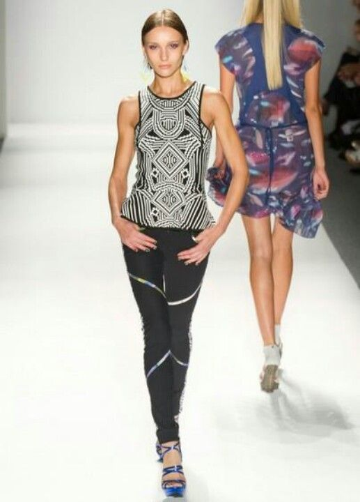2013 S/S  fashion shows in NY