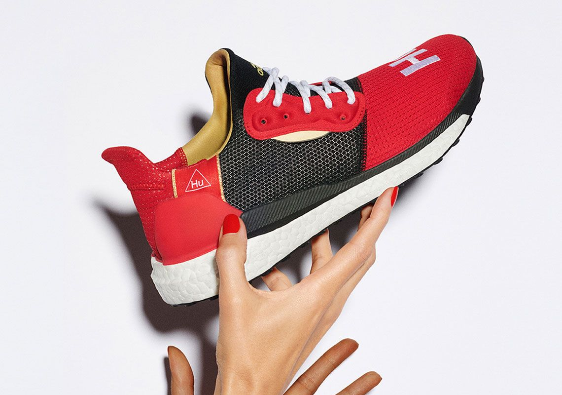 Pharrell adidas Chinese New Year Release Info