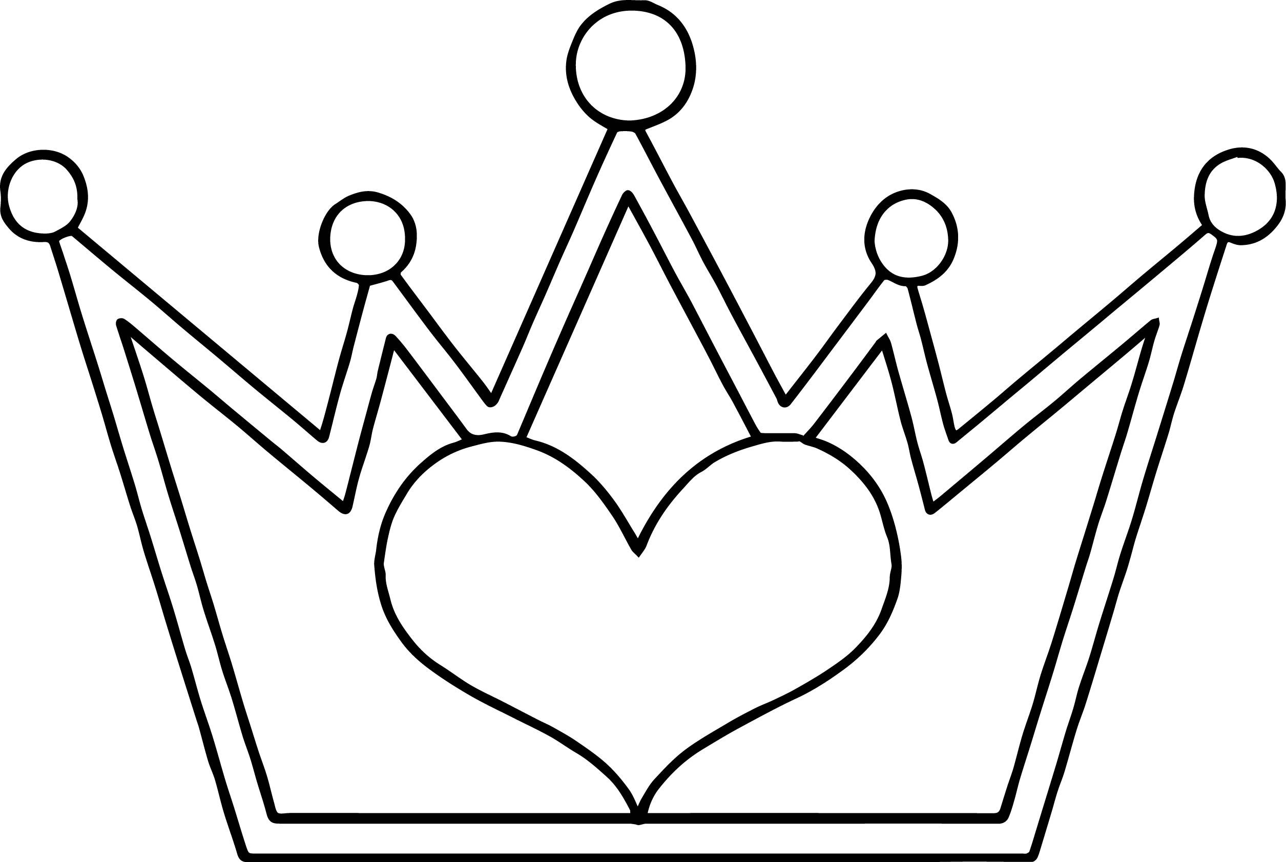Nice Copies Of This Cute Princess Crown At Least Two Per Guest Coloring Page Crown Template Coloring Pages Crown Printable