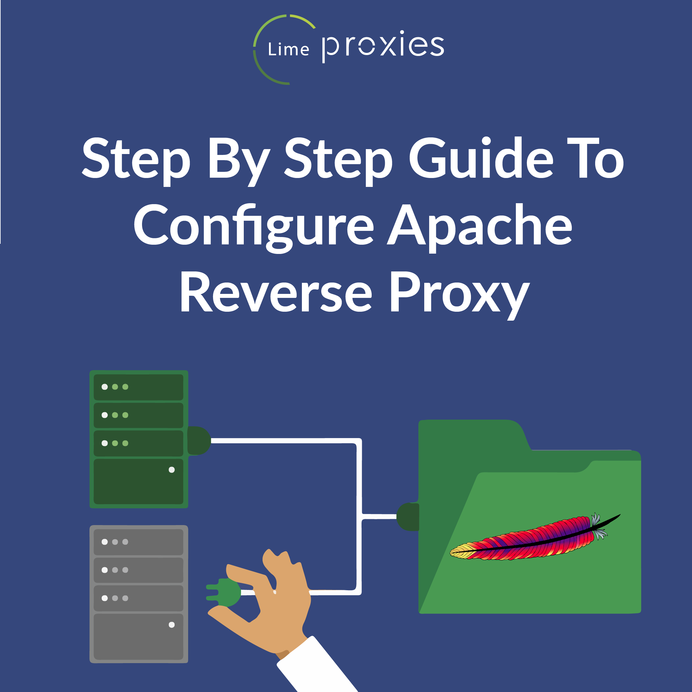 Step By Step Guide To Configure Apache Reverse Proxy | Its