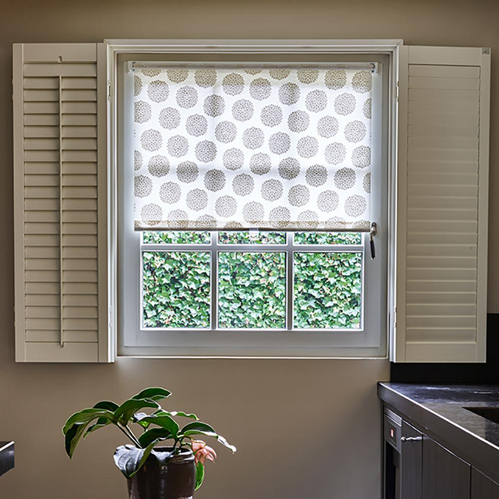 Cheap And Easy Window Shade All You Need Is A Roller Shade From