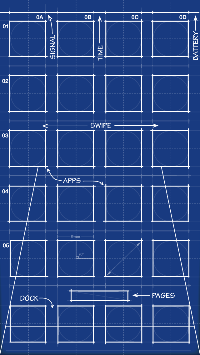 Iphone 5 blueprint wallpaper iphone themes pinterest iphone 5 blueprint wallpaper malvernweather Gallery