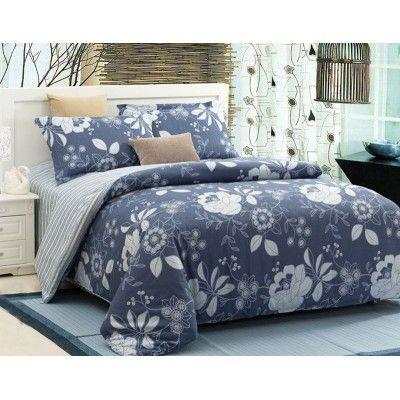 4-piece luxury cotton bedding sets Vertical Garden