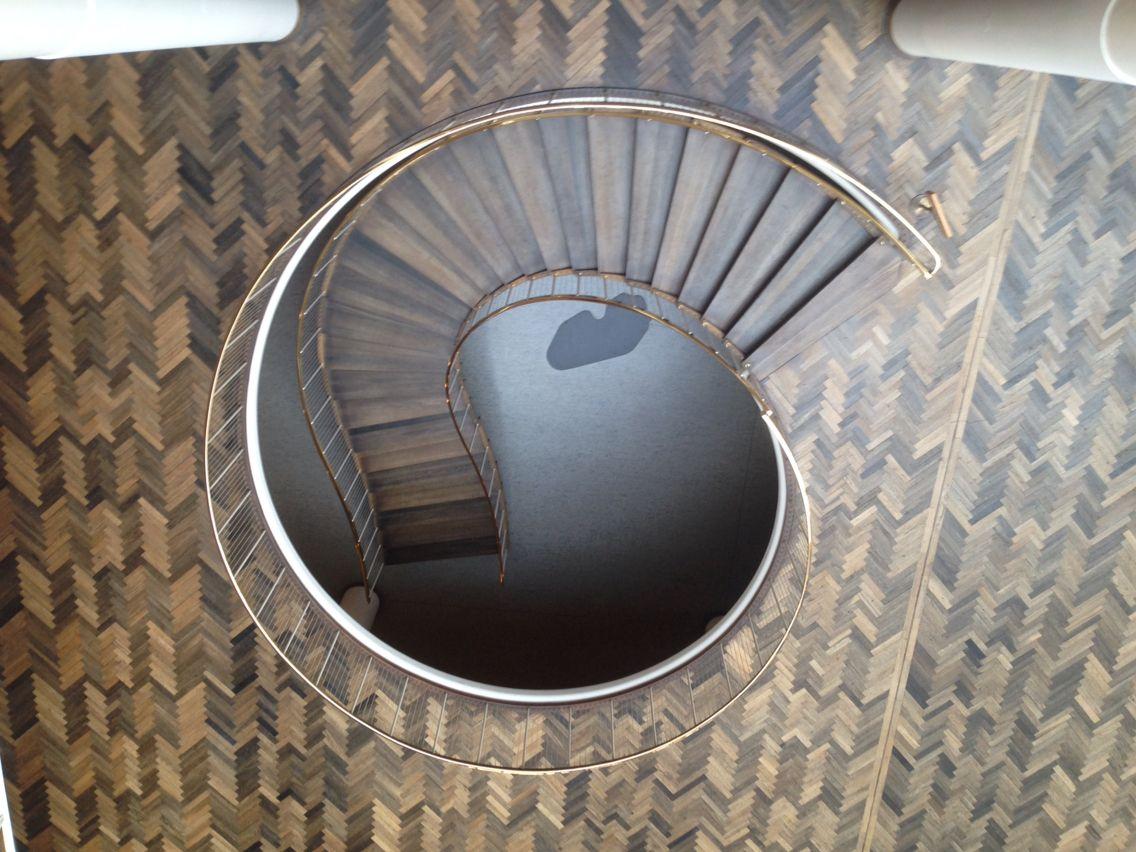 Best Arne Jacobsen Stair Fishbone Floor Stairs Fish Bone 400 x 300