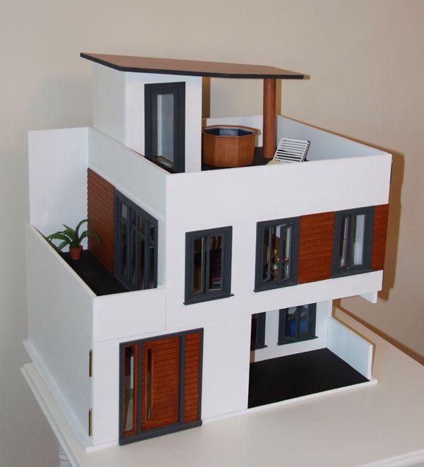 Mini Modern 인테리어 집 디자인 컨테이너 하우스