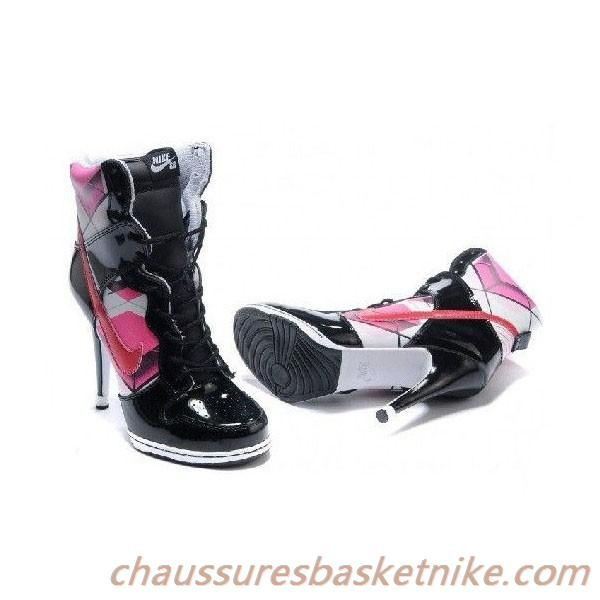 Pin on Chaussures à talon rose