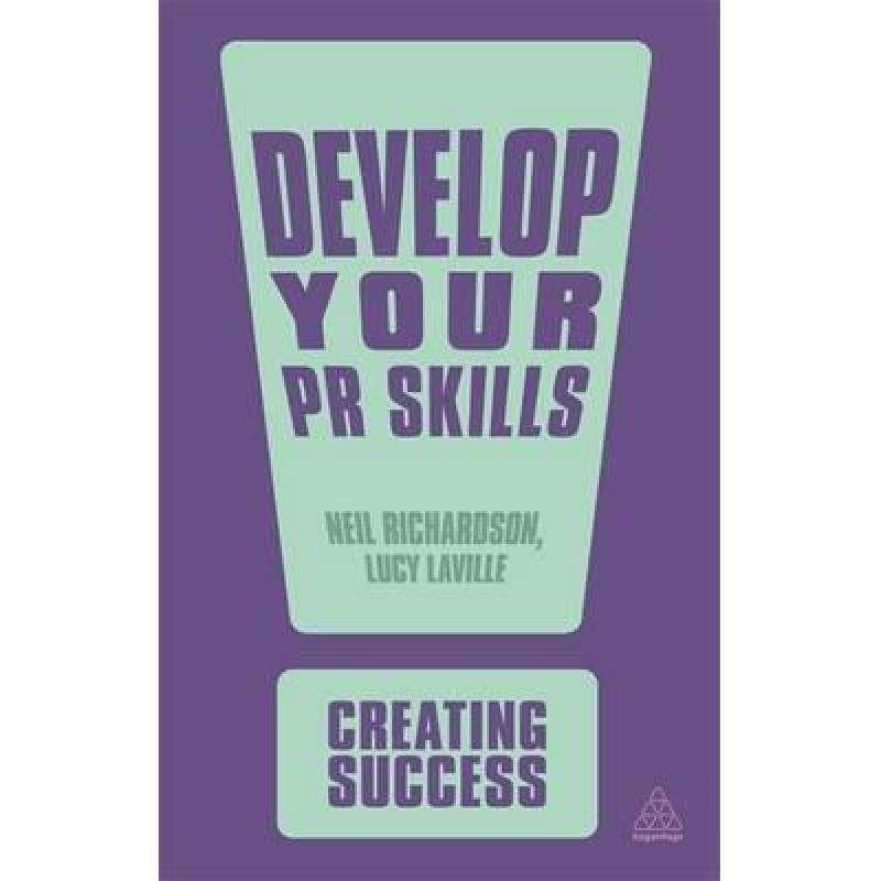 Develop Your Pr Skills Creating Success English Book Development Skills