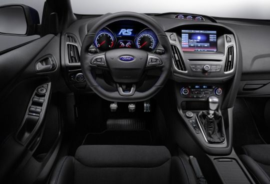 2015 Ford Focus Rs Ford Focus Rs Interior Ford Focus Ford