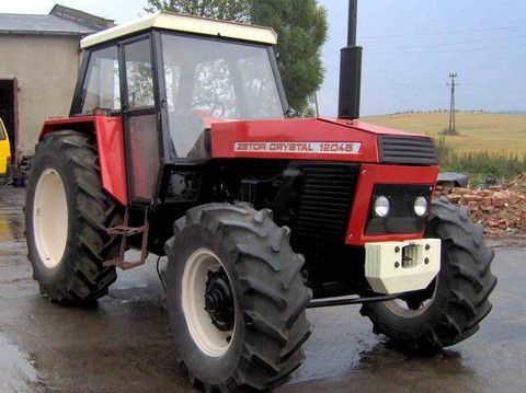 Zetor 8011 8045 12011 12045 Tractor Service Repair border=