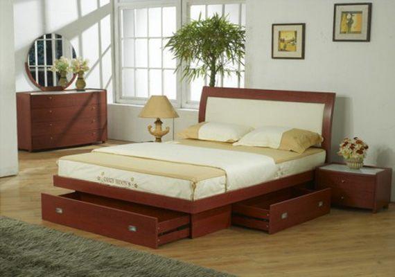 Bed design | Furnitures | Pinterest