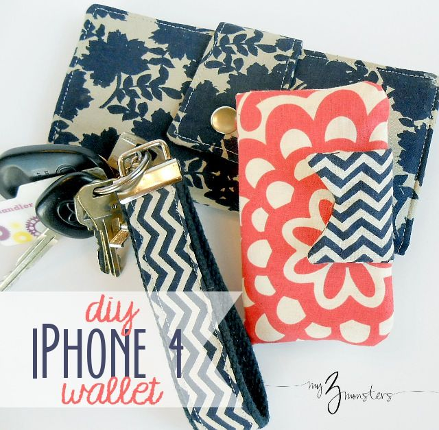 DIY iPhone Wallet Tutorial