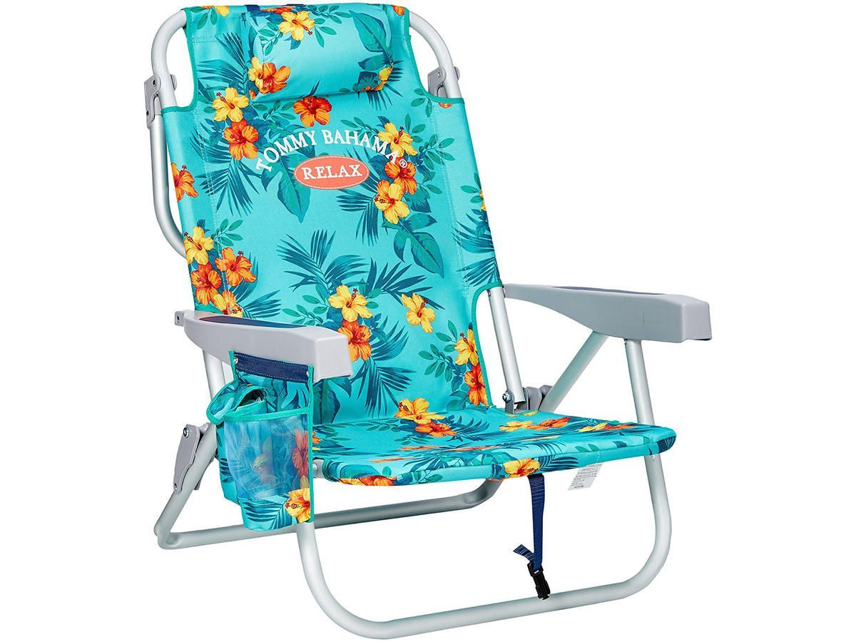 The HighestRated Beach Chair on Amazon Might Surprise You