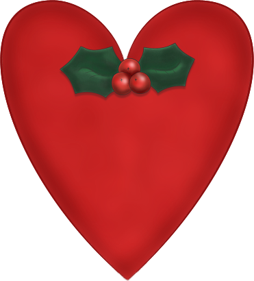 Christmas Heart Vector.Find Tons Of Free Clip Art Images For Valentine S Day