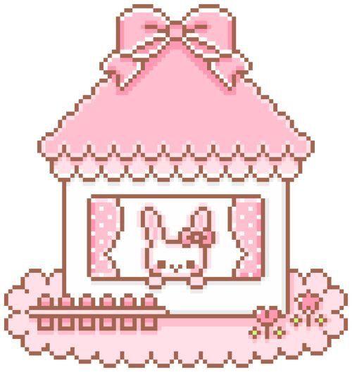Pin By Roxi Gamer On Ytye Rixyeℓ Kawaii Wallpaper Kawaii Bunny Pixel Art