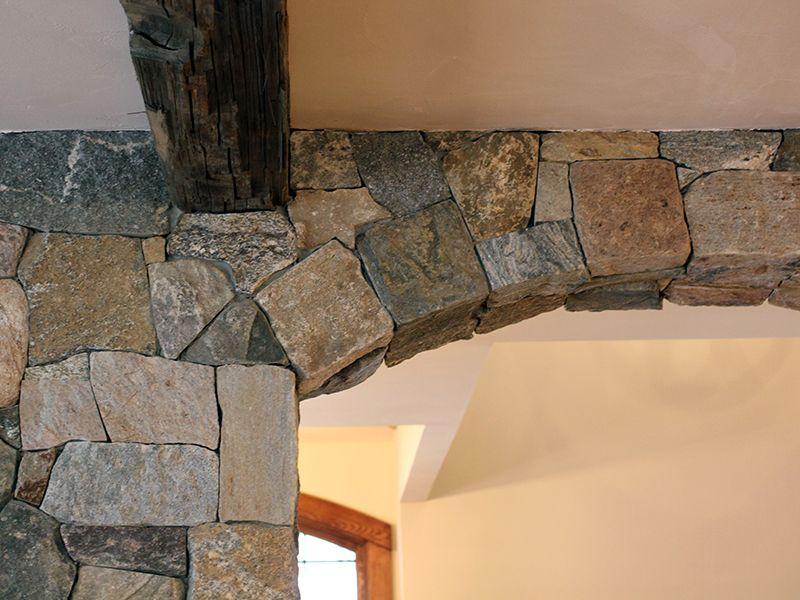 Three Thin Stone Veneer Corner Installation Tips Stone Archway Thin Stone Veneer Stone Veneer