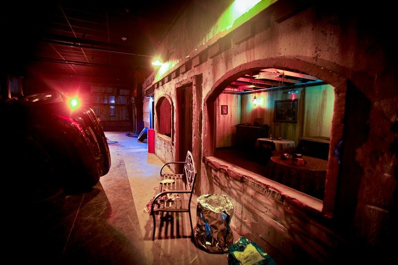 Photo Gallery : 13th Floor Haunted House In Phoenix, Arizona AZ
