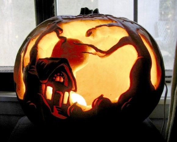 cool pumpkin carving ideas for halloween - Best Pumpkin Carvings