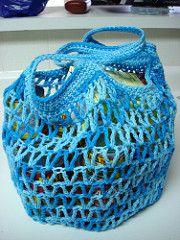 June – Go Green Market Bag pattern by Suzetta Williams